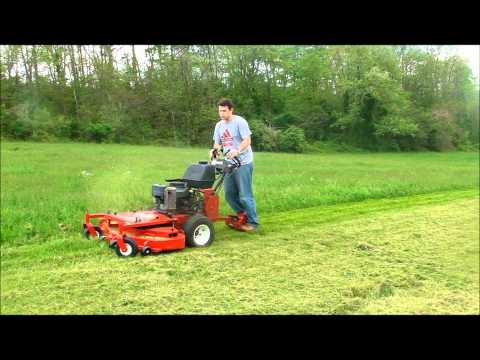 Exmark 48 Turf Tracer HP W/stand On Sulky...