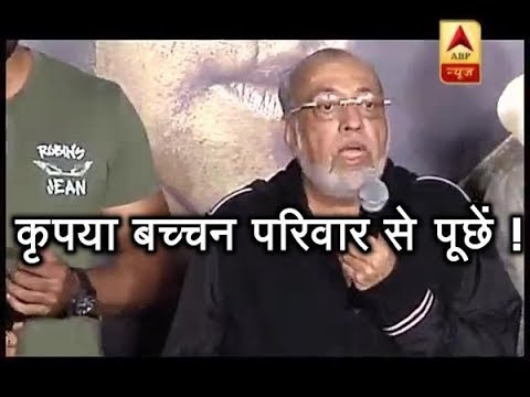 JP Dutta's Anger on Abhishek Bachchan Leaving Paltan is Quite Evident | ABP News