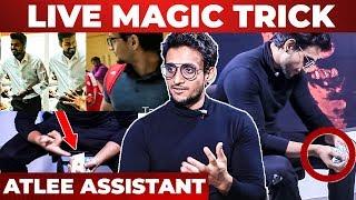 """Thalapathy Vijay and I have heard the magic saying"" – Karthikeyan Velappan Interview"