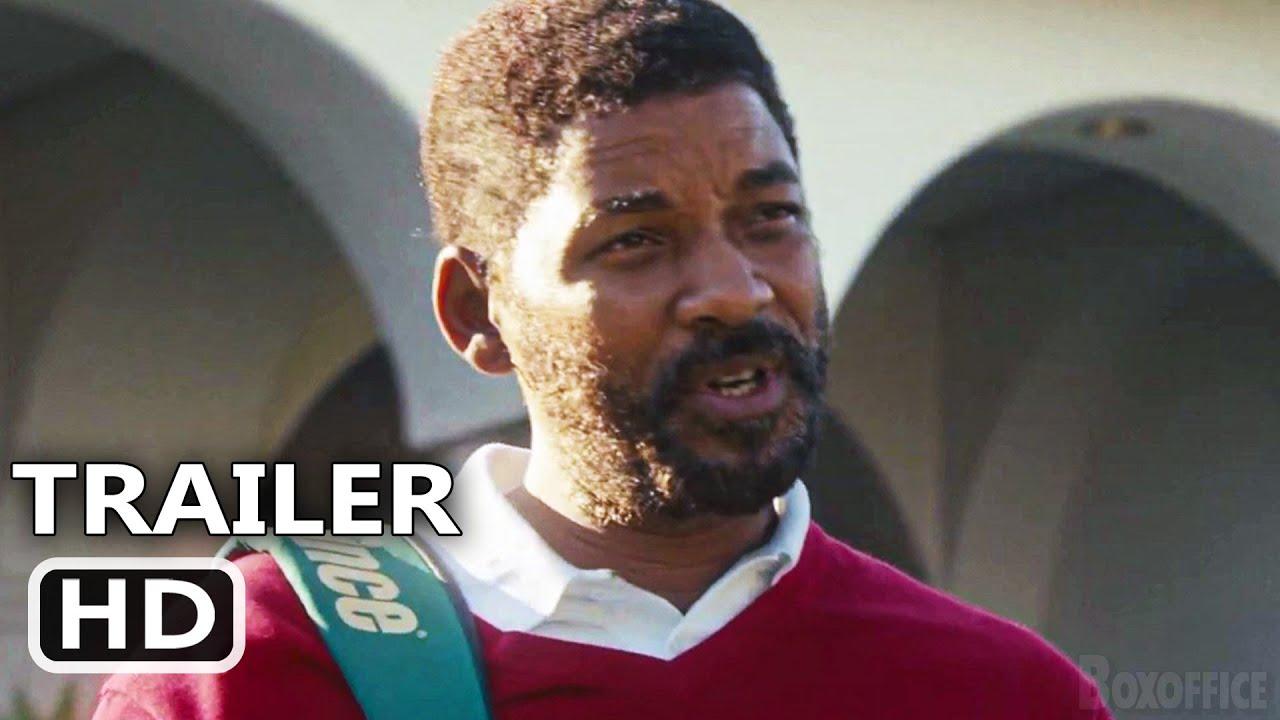 Download KING RICHARD Trailer (2021) Will Smith, Jon Bernthal