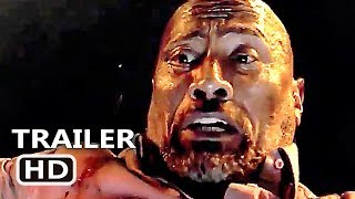 SKYSCRAPER New Trailer TEASER (2018) Dwayne Johnson Action Tower Movie HD
