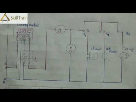 Simple Home Wiring Diagram from i.ytimg.com