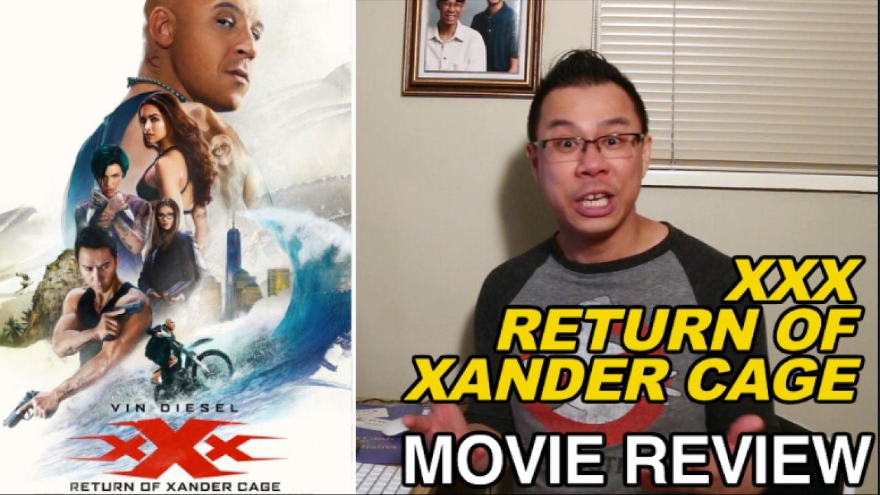 Xxx Return Of Xander Cage 2017 Vin Diesel Film Review By Ragin Ronin Youtube