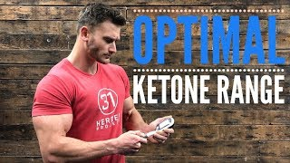 Ketosis: What is the Best Ketone Range for Fat Loss- Thomas DeLauer