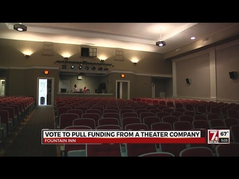 Funding for theater company