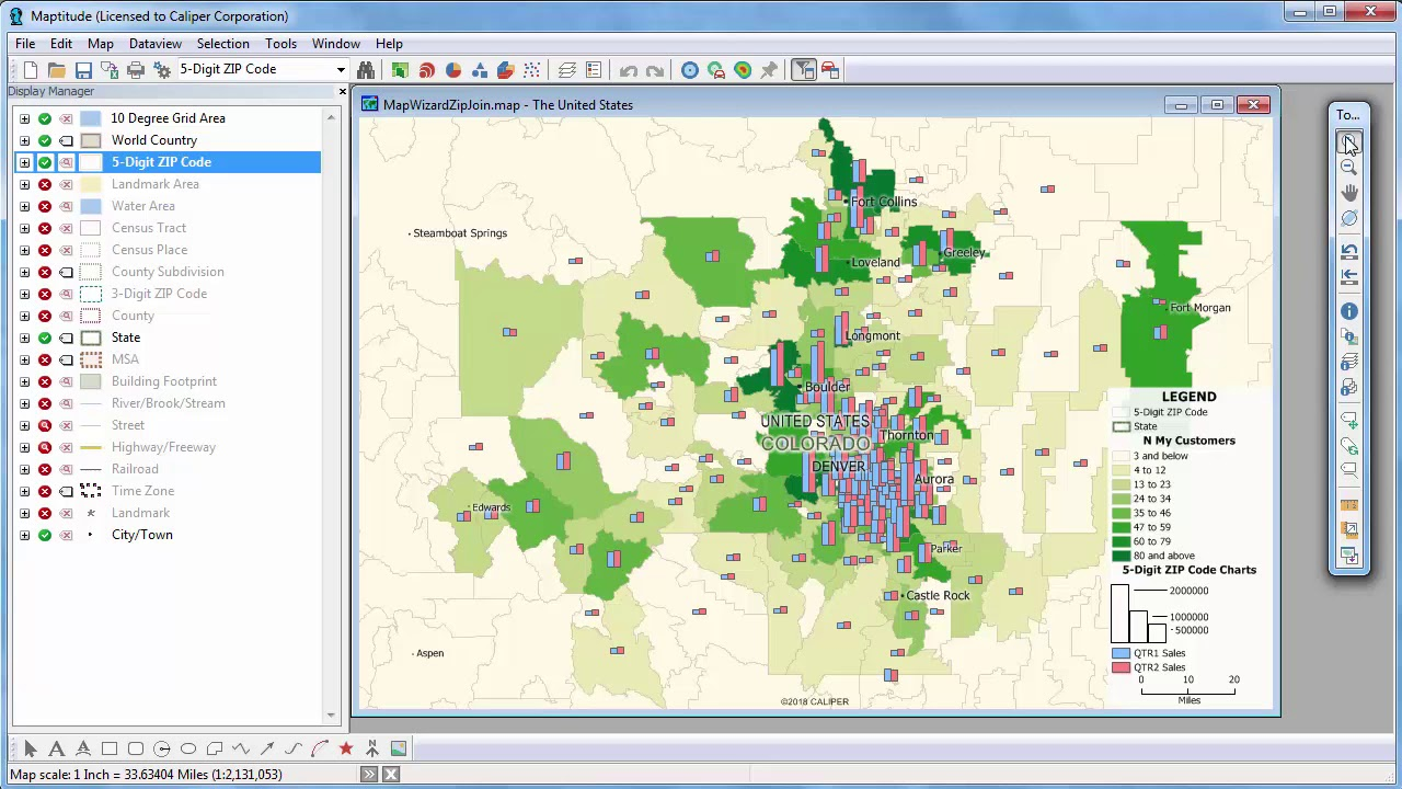 Mapude 2018 Wizard: Sales Mapping, ZIP Code Mapping, Heat Mapping, on javascript codes, audio codes, state codes, weather color codes, war codes, date codes, school district codes, cheat codes, ar codes, osha pipe color codes,