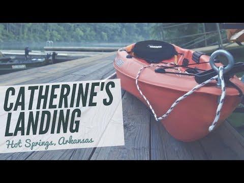 Catherine's Landing RV Resort 🚐💨 Hot Springs, Arkansas 👍 Full Time RV Living and RV Park Review