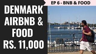 Gambar cover Episode 6 – Rs. 65,000 - Norway, Sweden & Denmark – Copenhagen Airbnb - Rs 11000, Supermarket & Food