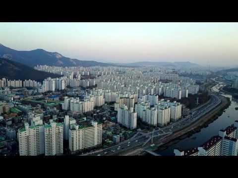 DJI Mavic Pro Drone - North Seoul