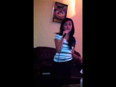 Sore throat karaoke