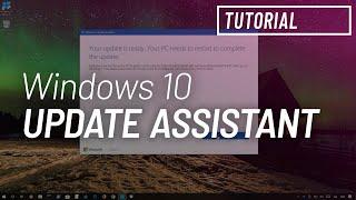 Windows 10 tutorial: Upgrade to October 2018 Update, 1809, Assistant tool