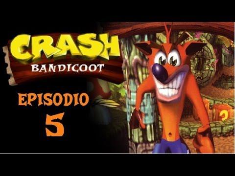 """Crash Bandicoot Ep. 5 // """"Pinstripe y Cortex el voyeur"""" - @AlCujune"""