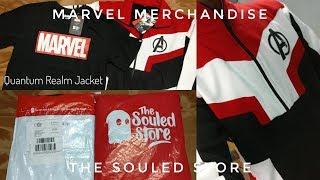 Marvel Merchandise : The Souled Store Haul