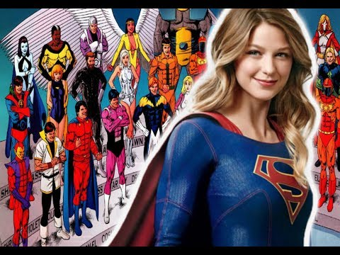 Legion Of Superheroes Coming To Supergirl Confirmed! Supergirl Season 3