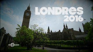 Regresé a Londres! | Londres 2016