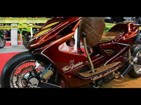 SCOOTER CUSTOM SHOW 2017 ALLEMAGNE