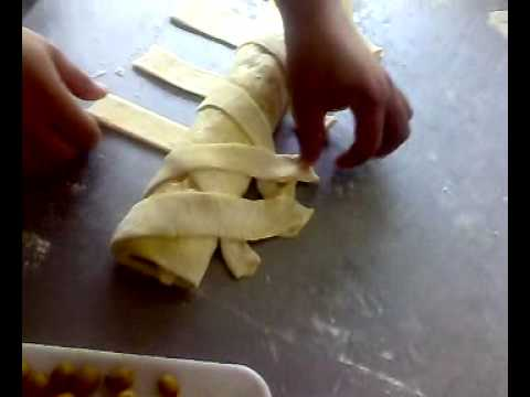 COMO SE HACE UN PAN DE JAMON - YouTube