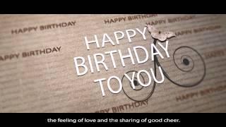 Скачать HAPPY BIRTHDAY MY DEAR FRIEND Birthday Song Birthday Cake Whatsapp Status Video