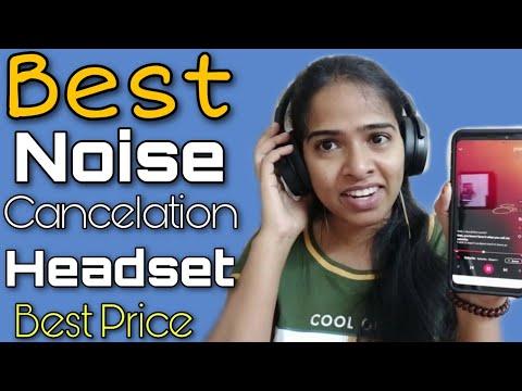 Review on noise cancellation headphones | Sennheiser 4.50 SE BTNC | Best  headphones