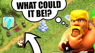 THE FIRST CHRISTMAS UPDATE LEAK! WHAT COULD IT BE!? - Clash Of Clans