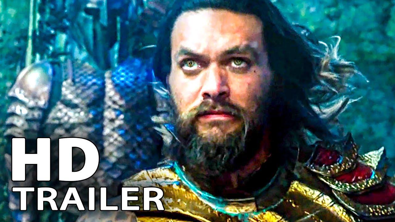 Aquaman Trailer Deutsch