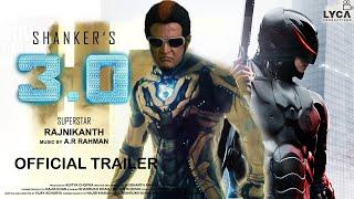 Robot 3.0 Official Trailer |Rajinikanth |Tiger Shroff |Katrina Kaif | Arnold Schwarzenegger |Concept