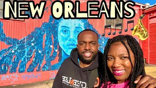 Fun things to do In New Orleans 🎷🎶