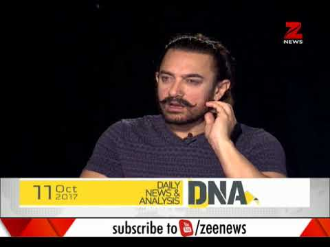 DNA: Watch: Exclusive conversation with Bollywood's Mr. Perfectionist Aamir Khan