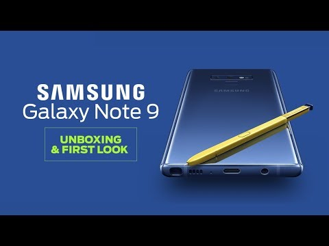 Samsung Galaxy Note 9 Unboxing & First Look | Digit.in
