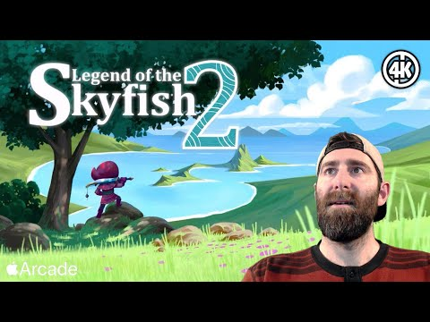 Legend Of The Skyfish 2 Playthrough