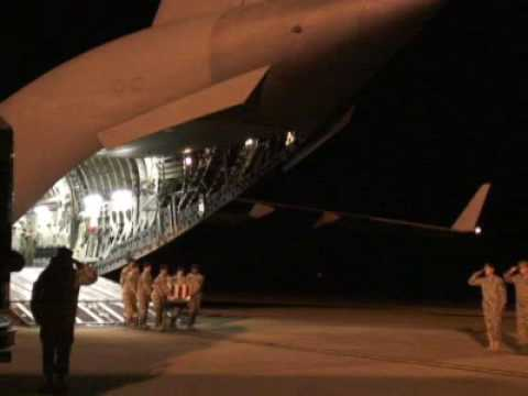 Delaware Online News Video: A Soldier Comes Home