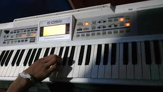 woh kehte hai humse (song) cover piano