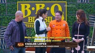 BBQ BRASIL | CARLOS LÓPEZ | ESCUELA ARGENTINA DE PARRILLEROS