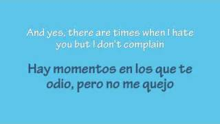 Beyoncé - Broken-Hearted girl ( Subtitulada español ingles ) Lyrics Letra Subtitles