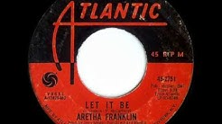 """Aretha Franklin """"Let It Be"""""""