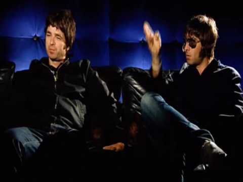 Oasis - Noel & Liam about Go Let It Out