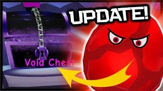 *UPDATE* NEW CODE, TRADING, NIGHTMARE EGG, VOID CHEST! | Bubble Gum Simulator Roblox