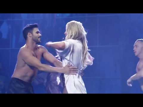 Britney Spears Slumber Party Live From Las Vegas 14 October 2017 FULL PERFORMANCE