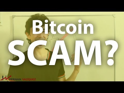 Is Investing In Bitcoin A Scam Or A Waste Of Time? - Hernan Vazquez