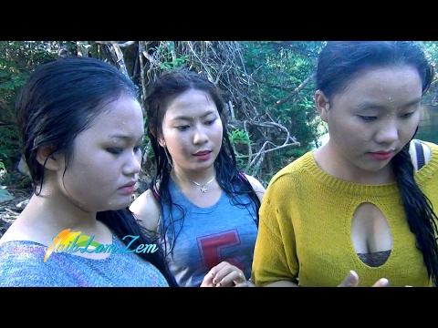 Nkauj Hmoob Toj Siab Mus Da Dej Ua Si | Travel Part 134. 2/5/2017