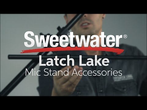 Latch Lake Mic Stand Accessories Overview