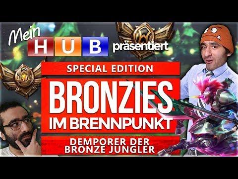 Demporer Analyse Special! Bronze Elo im Brennpunkt! [League of Legends] [Deutsch / German]