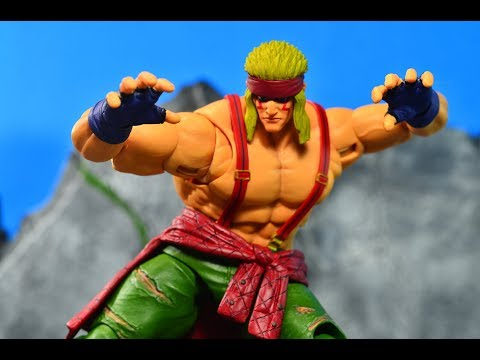 Storm Collectibles Street Fighter V: Arcade Edition Alex Review