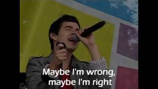 My Kind of Perfect - David Archuleta (with lyrics)