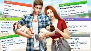 Realistyczny OKRES🤯 CHOROBY😱 Bara-Bara pod wpływem//Więcej REALIZMU do The Sims 4 Mod  Slice of Life