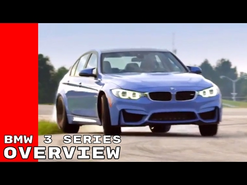 2017 BMW 3 Series - 320i, 330i, 328d, 330e, 340i, M3 Complete Overview