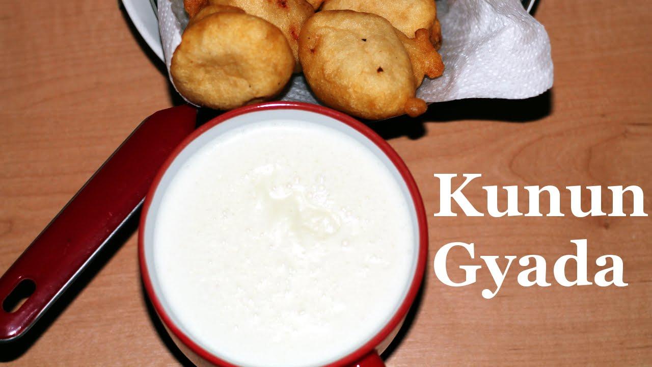 Download Kunun Gyada  | Flo Chinyere