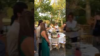 Свадьба сына Ларисы Гузеевой