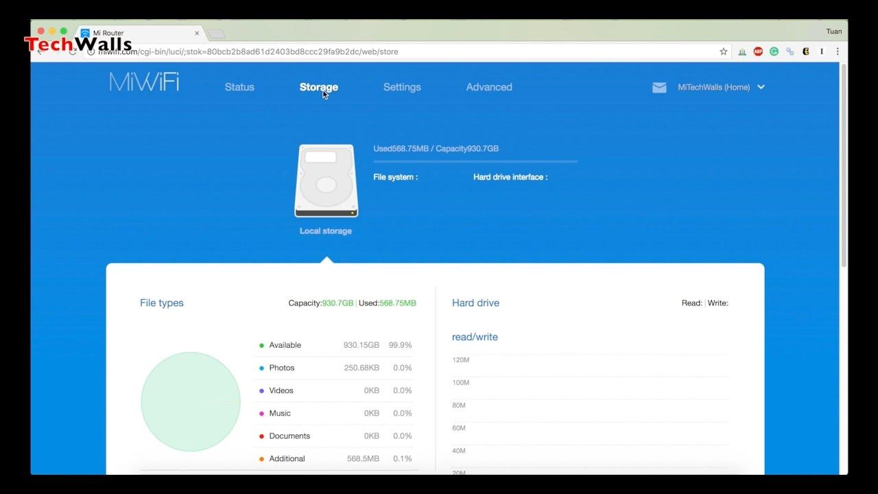 Xiaomi Mi R1d Wifi Router Setup Amp Testing Youtube