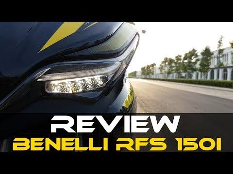 Review Penuh Benelli RFS 150i (bahasa Melayu)